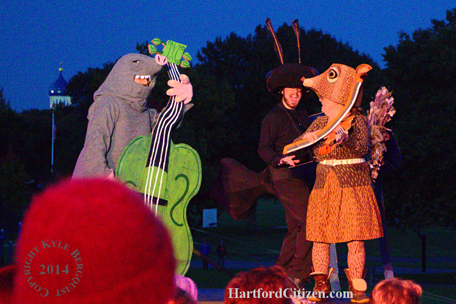 Bug Club Band at Night Fall